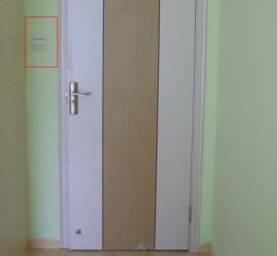 五孔插座(台灯+备用电源),电话+(网线),卧室灯开关(双控) .
